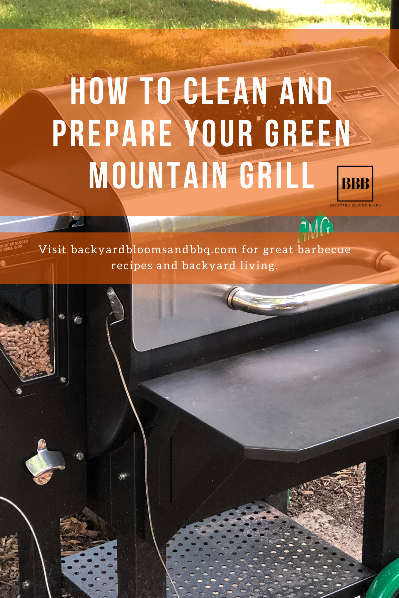 How to clean your Green MountainGrill